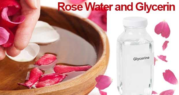 Rose-glycerin