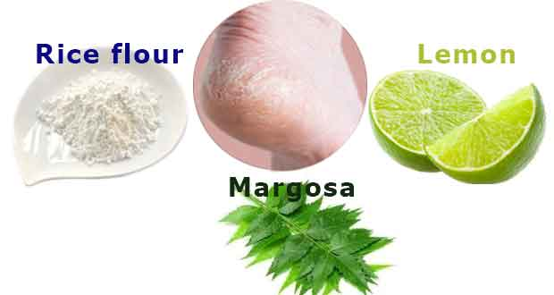 Margosa ,rice,lemon