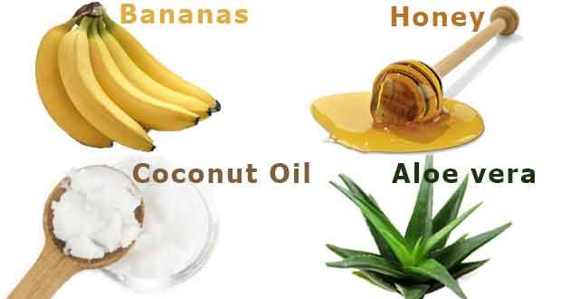 honey-banana-oil-aloevera