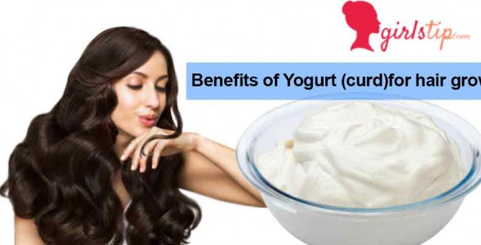 Yogurt-for-hair-growth