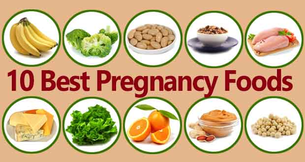 Pregnancy Foods To Eat First Trimester