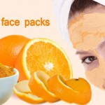orange peel face packs