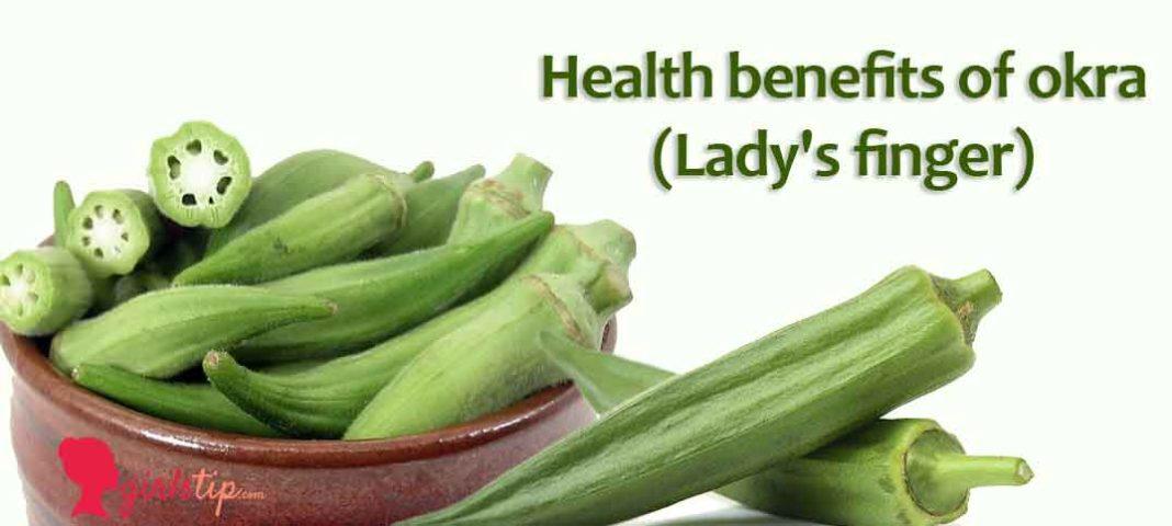 Health Benefit Of Okra