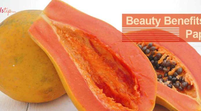 Papaya Beauty tips